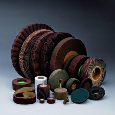 Щетки и ремни из текстиля