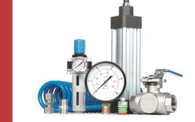 Prezentujemy Państwu nowy katalog produktów: Pneumatyka i automatyka przemysłowa.